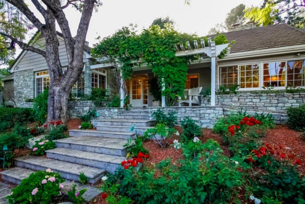 Playboy Mansion Architect designed Encino estate